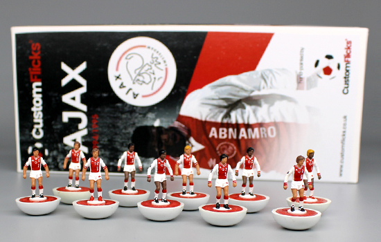 Ajax Subbuteo Team