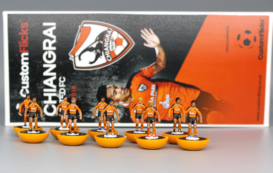 Chiangrai United Subbuteo Team