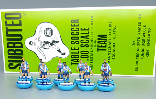 Coventry City Subbuteo Team