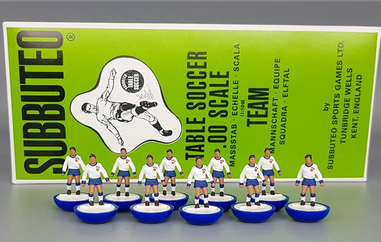 East Germany Subbuteo Team