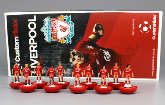 Liverpool Subbuteo Team