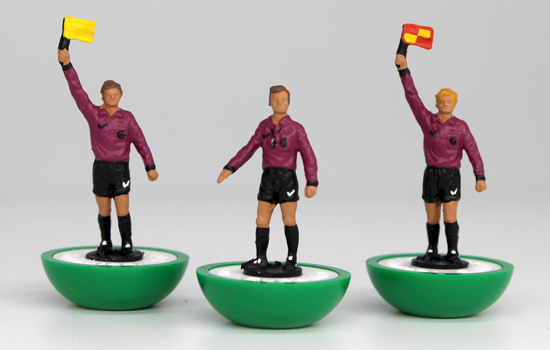 Subbuteo Officials